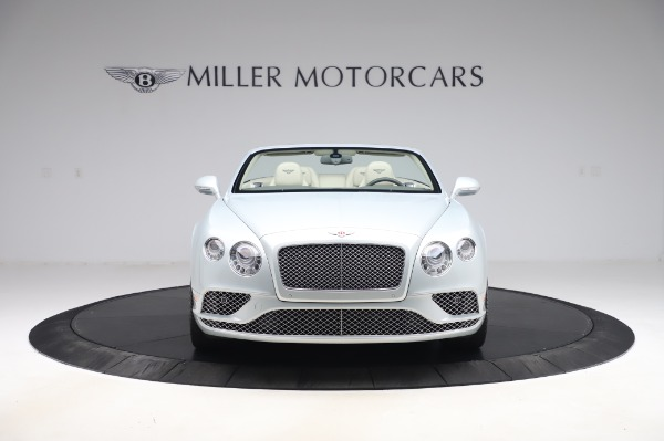 Used 2017 Bentley Continental GTC V8 for sale $156,900 at Maserati of Westport in Westport CT 06880 12