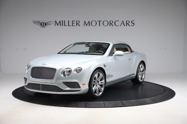 Used 2017 Bentley Continental GTC V8 for sale $156,900 at Maserati of Westport in Westport CT 06880 13