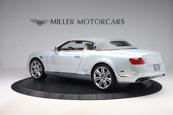 Used 2017 Bentley Continental GTC V8 for sale $156,900 at Maserati of Westport in Westport CT 06880 15