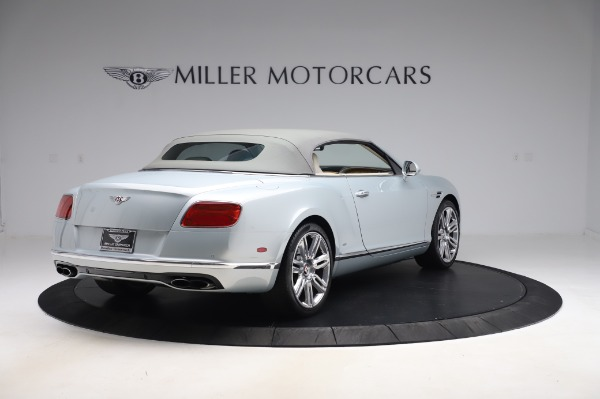 Used 2017 Bentley Continental GTC V8 for sale $156,900 at Maserati of Westport in Westport CT 06880 16