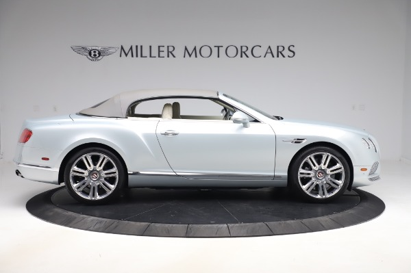 Used 2017 Bentley Continental GTC V8 for sale $156,900 at Maserati of Westport in Westport CT 06880 17