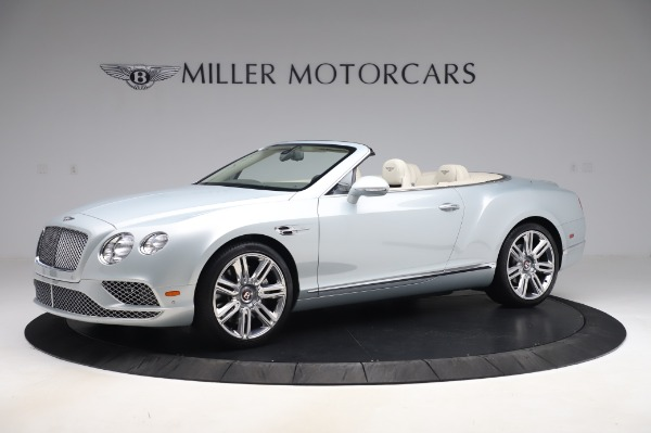 Used 2017 Bentley Continental GTC V8 for sale $156,900 at Maserati of Westport in Westport CT 06880 2