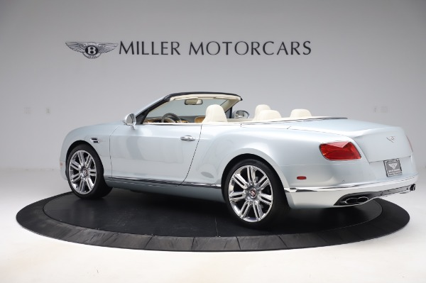 Used 2017 Bentley Continental GTC V8 for sale $156,900 at Maserati of Westport in Westport CT 06880 4