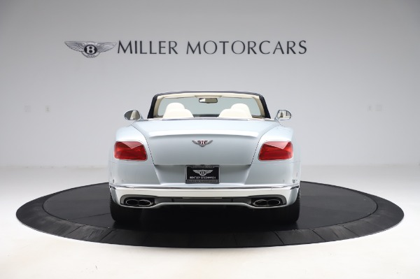 Used 2017 Bentley Continental GTC V8 for sale $156,900 at Maserati of Westport in Westport CT 06880 6