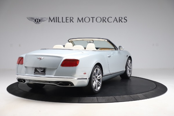 Used 2017 Bentley Continental GTC V8 for sale $156,900 at Maserati of Westport in Westport CT 06880 7