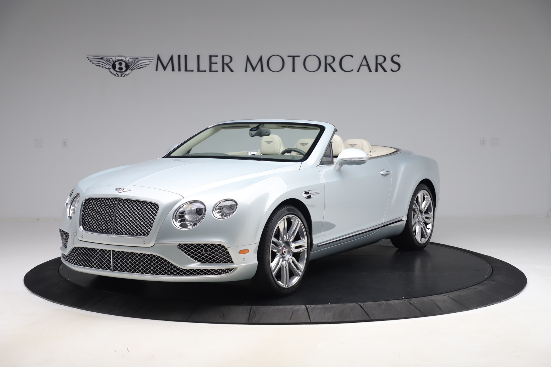 Used 2017 Bentley Continental GTC V8 for sale $156,900 at Maserati of Westport in Westport CT 06880 1
