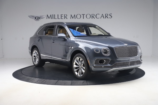 Used 2017 Bentley Bentayga W12 for sale Call for price at Maserati of Westport in Westport CT 06880 11