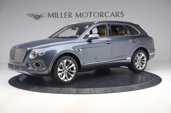 Used 2017 Bentley Bentayga W12 for sale Call for price at Maserati of Westport in Westport CT 06880 2