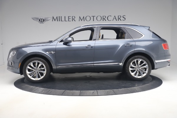 Used 2017 Bentley Bentayga W12 for sale Call for price at Maserati of Westport in Westport CT 06880 3