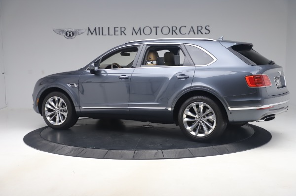 Used 2017 Bentley Bentayga W12 for sale Call for price at Maserati of Westport in Westport CT 06880 4