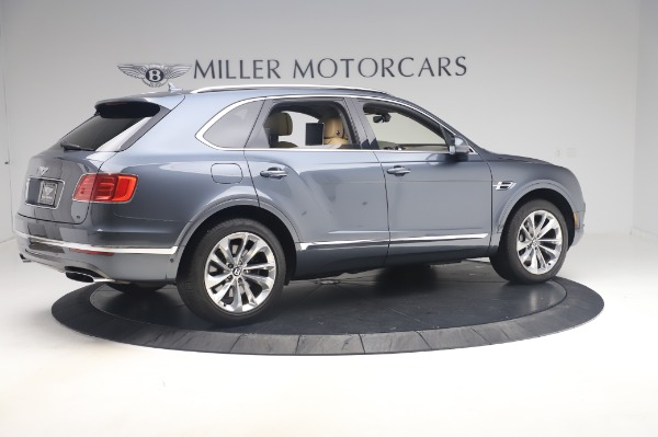 Used 2017 Bentley Bentayga W12 for sale Call for price at Maserati of Westport in Westport CT 06880 8