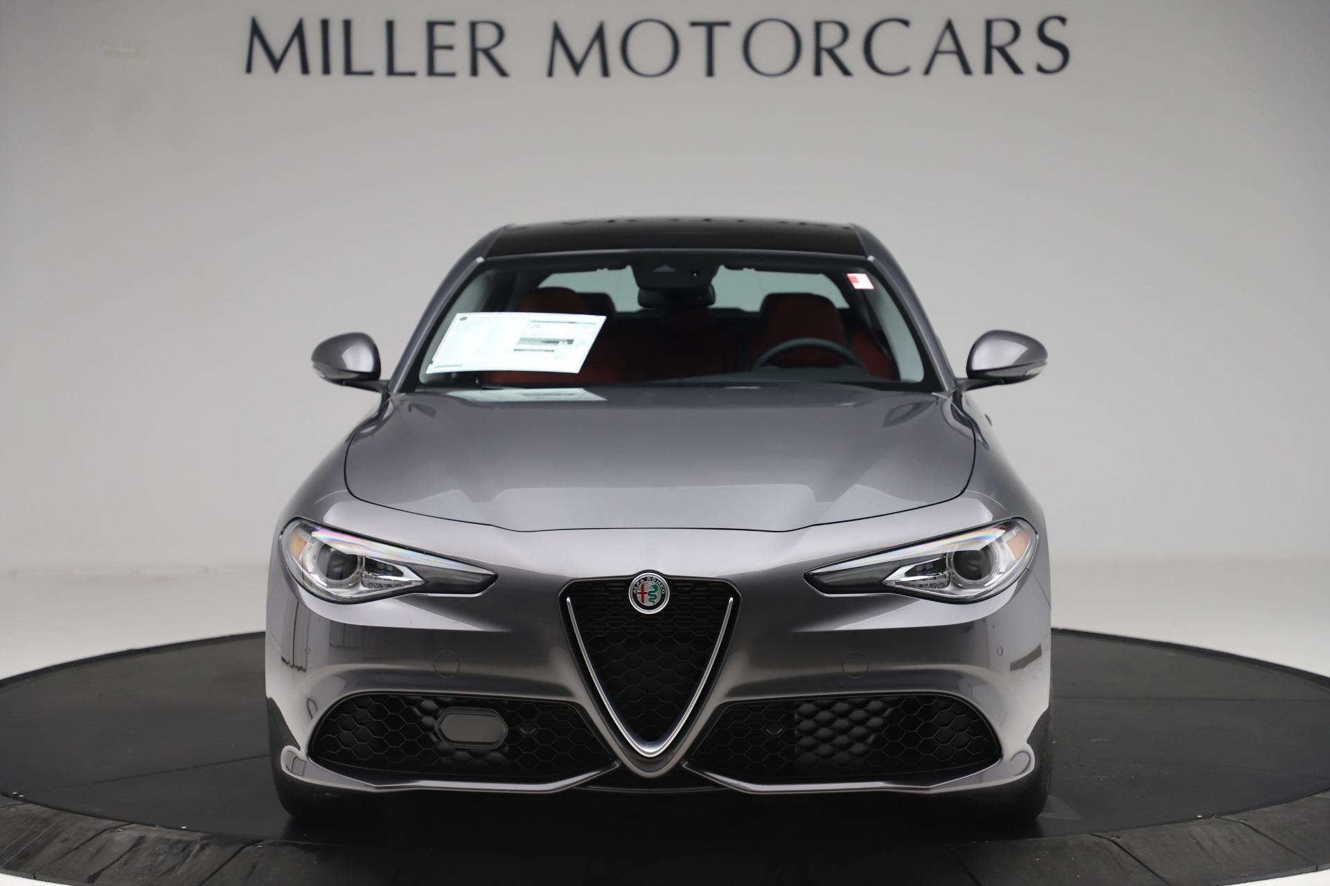 New 2020 Alfa Romeo Giulia Sport Q4 for sale $48,945 at Maserati of Westport in Westport CT 06880 1