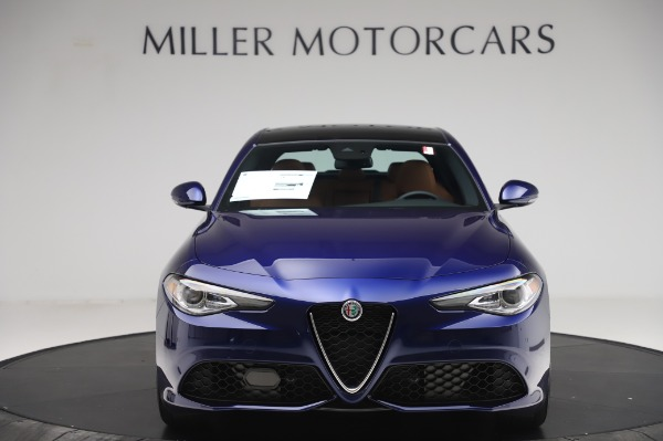New 2020 Alfa Romeo Giulia Ti Sport Q4 for sale Sold at Maserati of Westport in Westport CT 06880 12