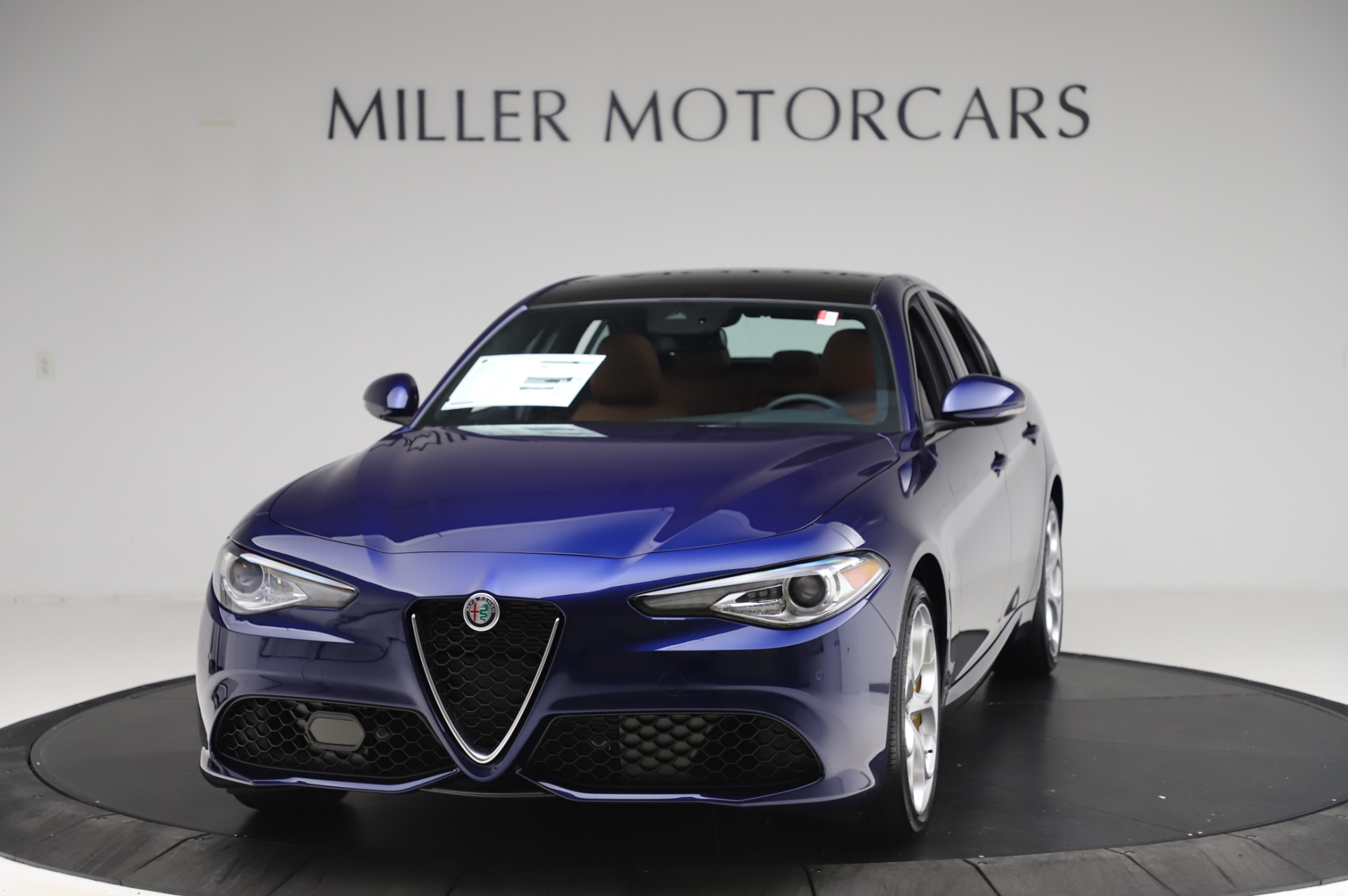 New 2020 Alfa Romeo Giulia Ti Sport Q4 for sale Sold at Maserati of Westport in Westport CT 06880 1