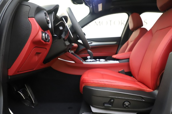 New 2020 Alfa Romeo Stelvio Sport Q4 for sale Sold at Maserati of Westport in Westport CT 06880 14