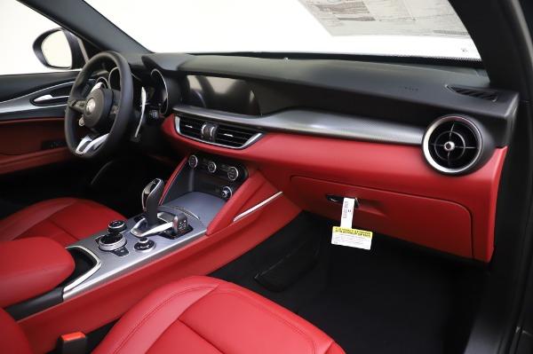 New 2020 Alfa Romeo Stelvio Sport Q4 for sale Sold at Maserati of Westport in Westport CT 06880 19
