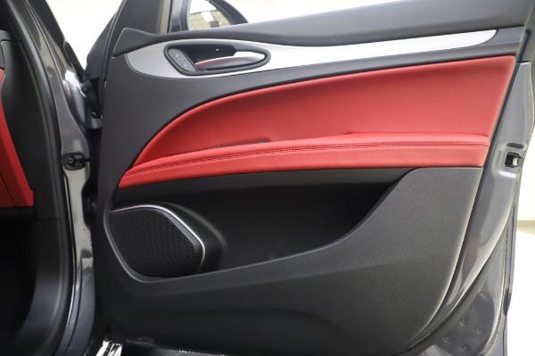 New 2020 Alfa Romeo Stelvio Sport Q4 for sale Sold at Maserati of Westport in Westport CT 06880 21