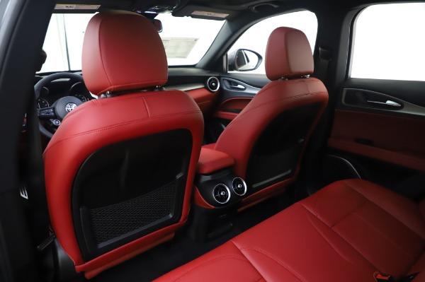 New 2020 Alfa Romeo Stelvio Sport Q4 for sale Sold at Maserati of Westport in Westport CT 06880 24