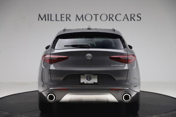 New 2020 Alfa Romeo Stelvio Sport Q4 for sale Sold at Maserati of Westport in Westport CT 06880 6