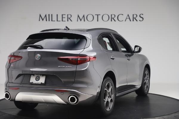 New 2020 Alfa Romeo Stelvio Sport Q4 for sale Sold at Maserati of Westport in Westport CT 06880 7