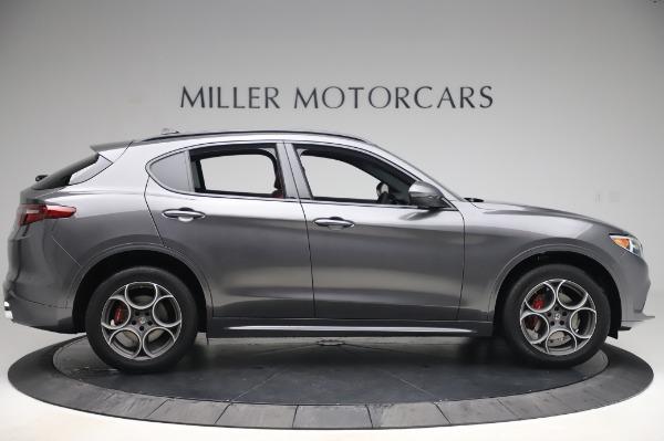 New 2020 Alfa Romeo Stelvio Sport Q4 for sale Sold at Maserati of Westport in Westport CT 06880 9