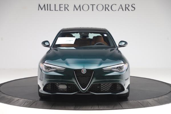 New 2020 Alfa Romeo Giulia Q4 for sale $46,995 at Maserati of Westport in Westport CT 06880 1