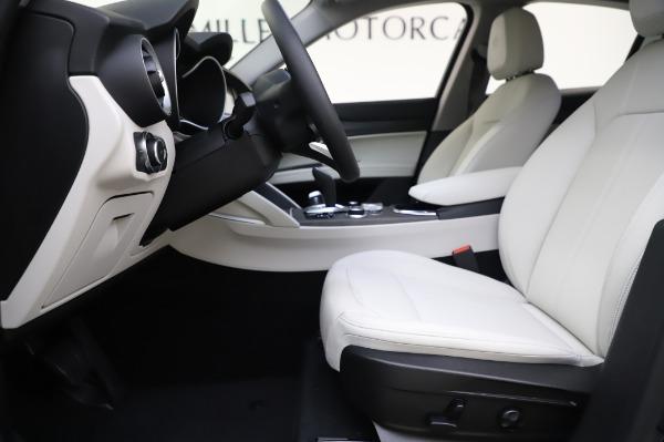 New 2020 Alfa Romeo Stelvio Ti Q4 for sale Sold at Maserati of Westport in Westport CT 06880 14