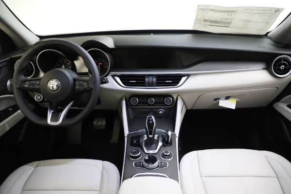 New 2020 Alfa Romeo Stelvio Ti Q4 for sale Sold at Maserati of Westport in Westport CT 06880 16