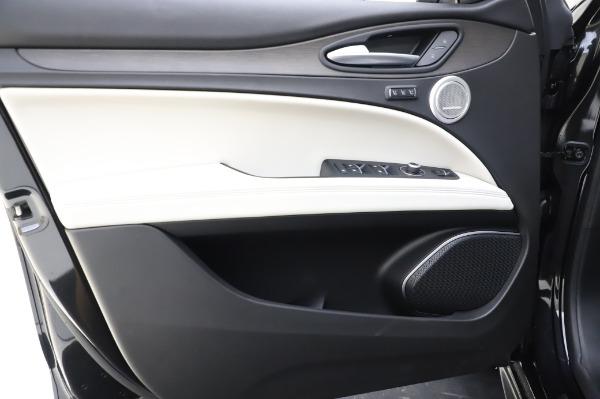 New 2020 Alfa Romeo Stelvio Ti Q4 for sale Sold at Maserati of Westport in Westport CT 06880 17