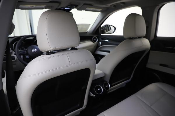 New 2020 Alfa Romeo Stelvio Ti Q4 for sale Sold at Maserati of Westport in Westport CT 06880 20