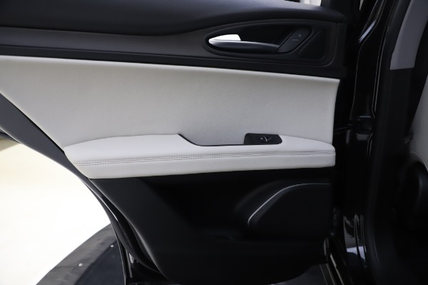 New 2020 Alfa Romeo Stelvio Ti Q4 for sale Sold at Maserati of Westport in Westport CT 06880 21