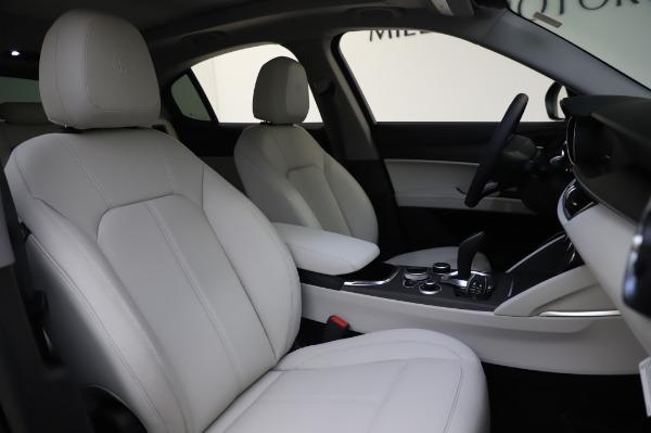 New 2020 Alfa Romeo Stelvio Ti Q4 for sale Sold at Maserati of Westport in Westport CT 06880 22