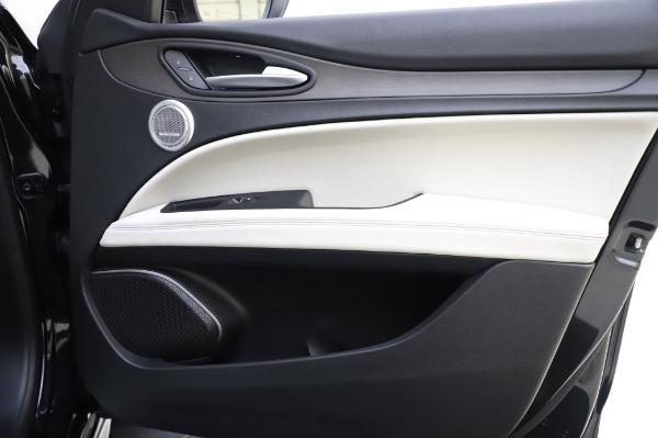 New 2020 Alfa Romeo Stelvio Ti Q4 for sale Sold at Maserati of Westport in Westport CT 06880 25