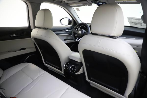 New 2020 Alfa Romeo Stelvio Ti Q4 for sale Sold at Maserati of Westport in Westport CT 06880 28