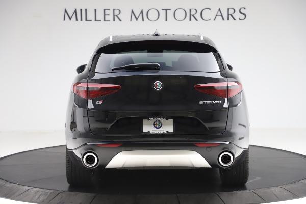 New 2020 Alfa Romeo Stelvio Ti Q4 for sale Sold at Maserati of Westport in Westport CT 06880 6