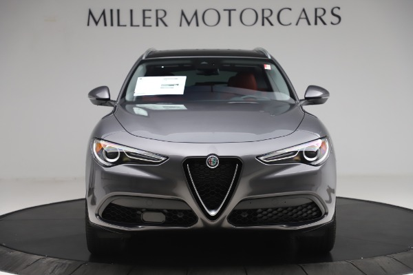 New 2020 Alfa Romeo Stelvio Ti Q4 for sale Sold at Maserati of Westport in Westport CT 06880 13