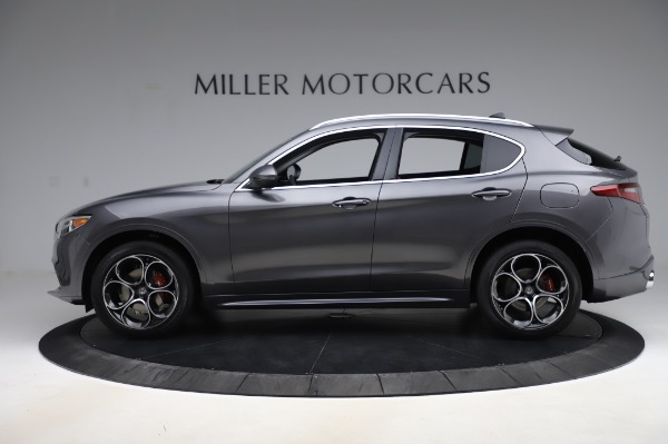 New 2020 Alfa Romeo Stelvio Ti Q4 for sale Sold at Maserati of Westport in Westport CT 06880 4