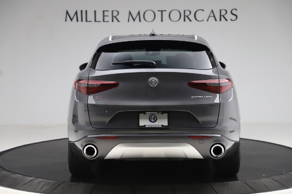 New 2020 Alfa Romeo Stelvio Ti Q4 for sale Sold at Maserati of Westport in Westport CT 06880 7