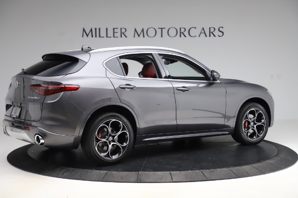 New 2020 Alfa Romeo Stelvio Ti Q4 for sale Sold at Maserati of Westport in Westport CT 06880 9