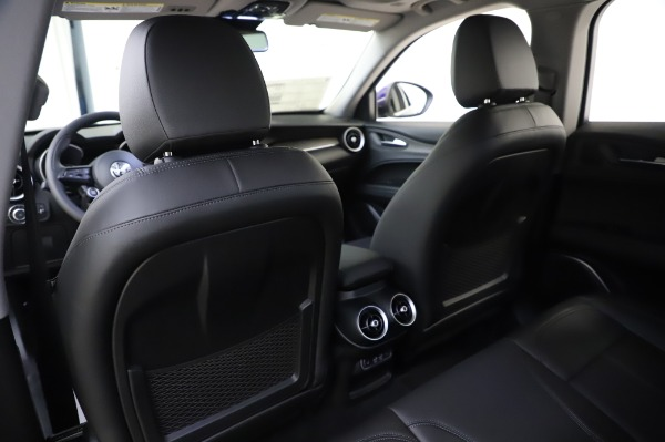New 2020 Alfa Romeo Stelvio Ti Q4 for sale $50,695 at Maserati of Westport in Westport CT 06880 19