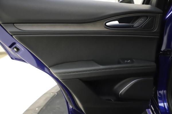 New 2020 Alfa Romeo Stelvio Ti Q4 for sale $50,695 at Maserati of Westport in Westport CT 06880 20