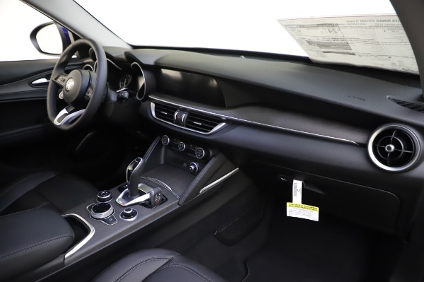 New 2020 Alfa Romeo Stelvio Ti Q4 for sale $50,695 at Maserati of Westport in Westport CT 06880 23