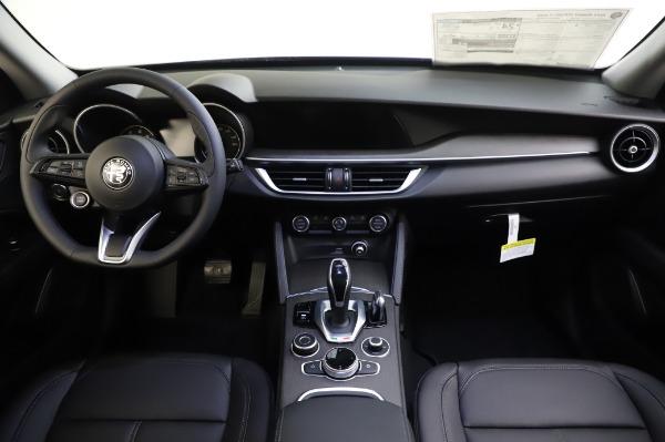 New 2020 Alfa Romeo Stelvio Ti Q4 for sale $50,695 at Maserati of Westport in Westport CT 06880 28