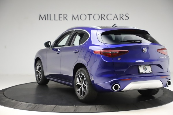 New 2020 Alfa Romeo Stelvio Ti Q4 for sale $50,695 at Maserati of Westport in Westport CT 06880 5