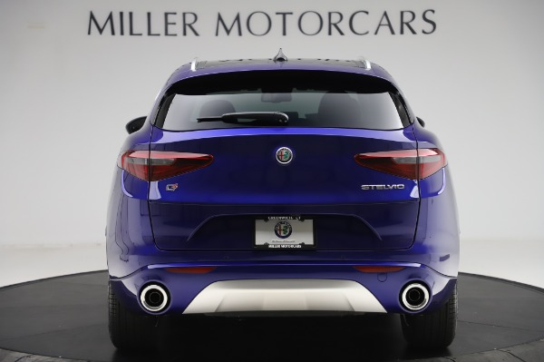 New 2020 Alfa Romeo Stelvio Ti Q4 for sale $50,695 at Maserati of Westport in Westport CT 06880 6