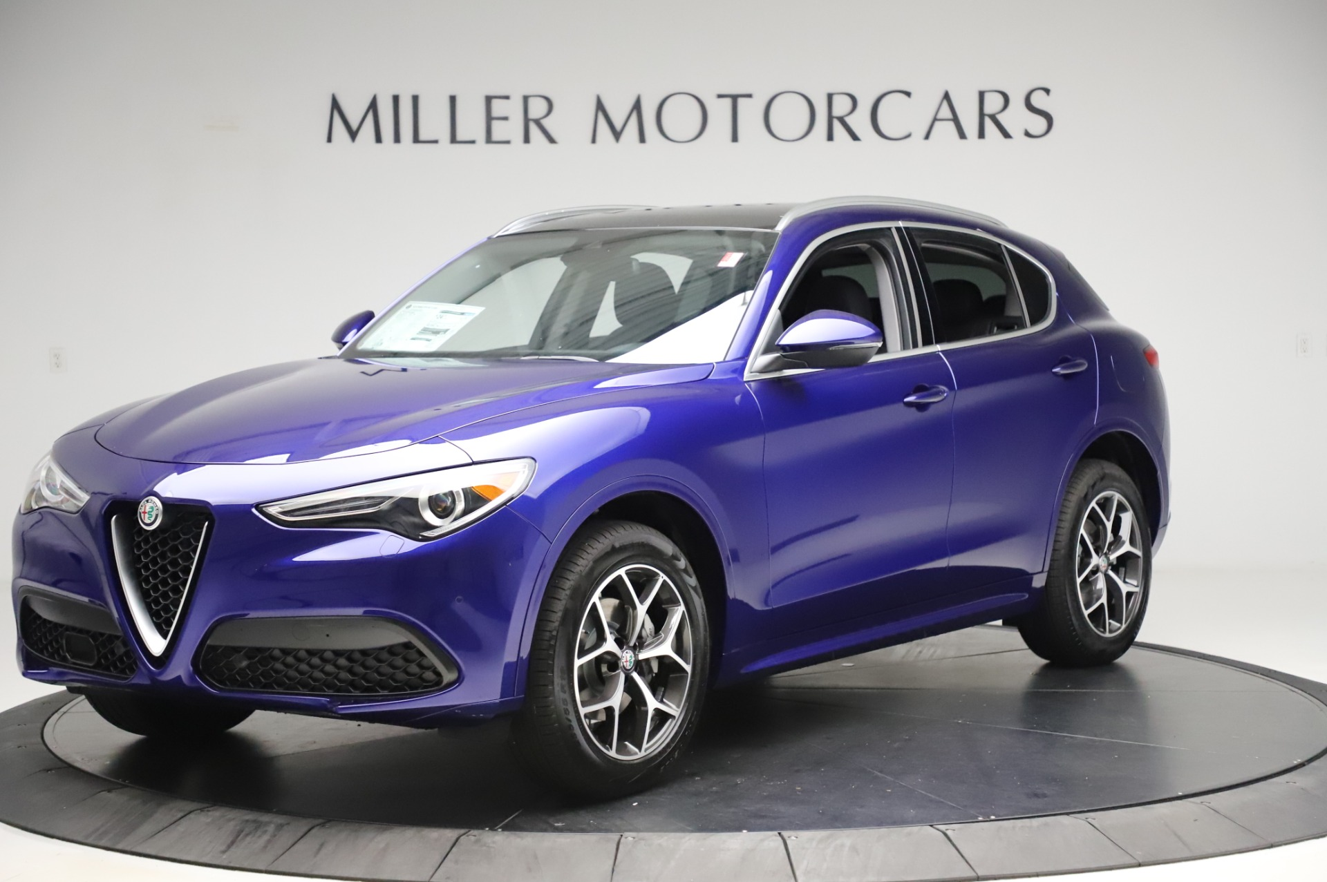 New 2020 Alfa Romeo Stelvio Ti Q4 for sale $50,695 at Maserati of Westport in Westport CT 06880 1