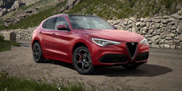 New 2020 Alfa Romeo Stelvio Ti Lusso Q4 for sale $54,745 at Maserati of Westport in Westport CT 06880 2