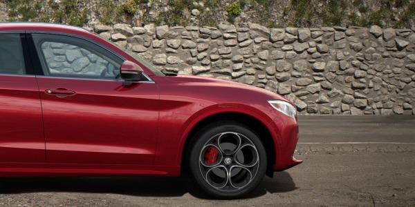 New 2020 Alfa Romeo Stelvio Ti Lusso Q4 for sale $54,745 at Maserati of Westport in Westport CT 06880 3