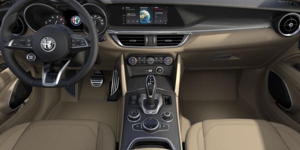 New 2020 Alfa Romeo Stelvio Ti Lusso Q4 for sale $54,745 at Maserati of Westport in Westport CT 06880 4