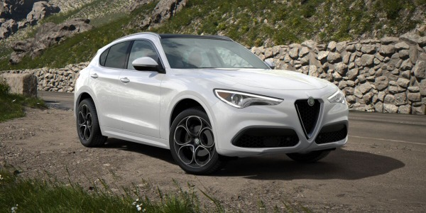 New 2020 Alfa Romeo Stelvio Ti Lusso Q4 for sale $54,145 at Maserati of Westport in Westport CT 06880 2